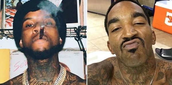 JR Smith Comes For Tory Lanez