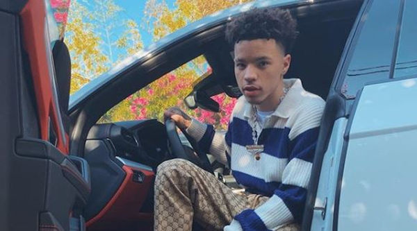 Lil Mosey Arrested For Felony Gun