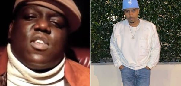 Nas Speaks On Why He Was Never Able To Record A Track With Biggie