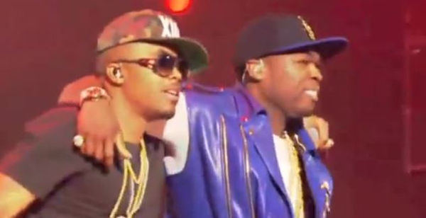Nas Wasn't Sure A Young 50 Cent Was Going To Make it Because of His Behavior