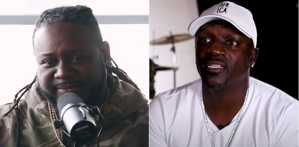 T-Pain Accuses Akon Of Holding Him Back