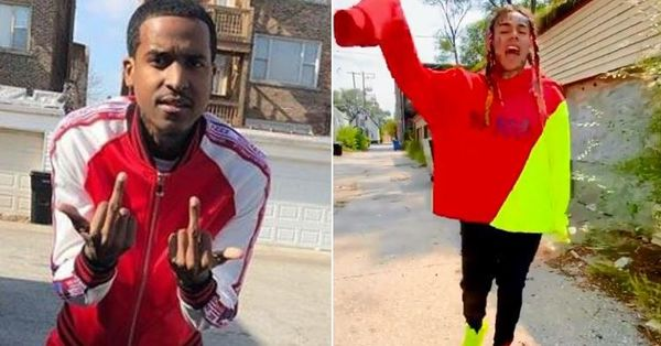 Tekashi 6ix9ine Confronted About Lil Reese While In Chicago