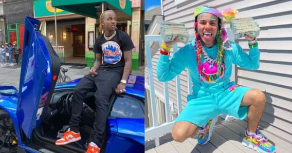 Tekashi 6ix9ine Posts Evidence Of Rich The Kid Working With Police