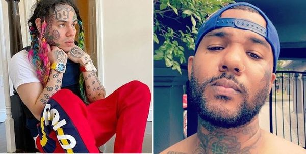 The Game & Tekashi 6ix9ine Bicker About Pop Smoke