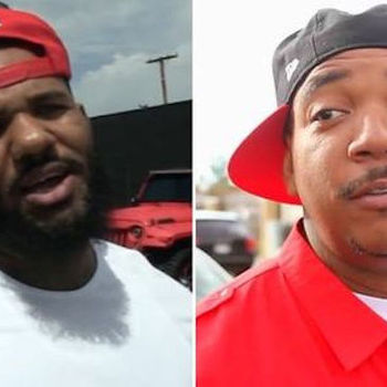 The Game's Brother Big Fase Goes Off On Game For Claiming Cedar Block