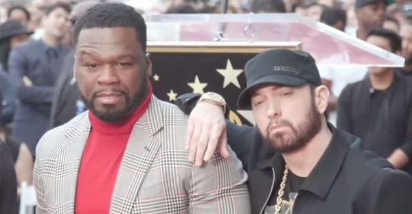 50 Cent Reveals Eminem's Random Texts