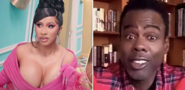 Chris Rock Tried to Make Cardi B A Comedian; Compares Her To Comedy Legends