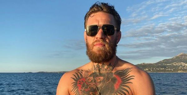Conor McGregor Arrested for Sexual Assault
