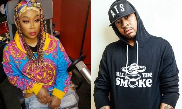 Da Brat Talks dating Allen Iverson and Beating Up a Woman After He Cheated
