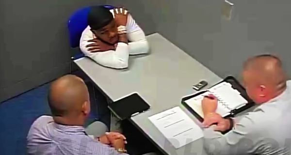 DaBaby's Interrogation Video With Miami Robbery Detectives Released