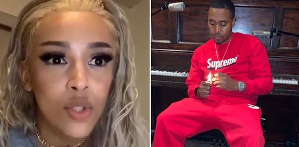 Doja Cat Updates Her Beef With Nas