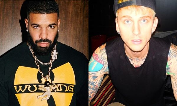Drake Says That He Highly Approves of Machine Gun Kelly's Genre Switch