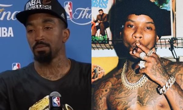 J. R. Smith Responds To Tory Lanez Dissing Him In New Song