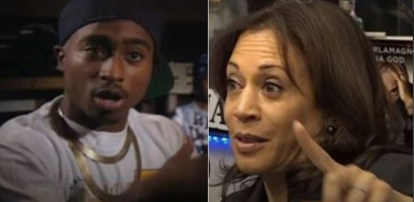 Kamala Harris's Comments About 2Pac Spark Conspiracy Theories
