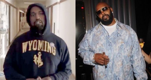 Kanye West Wants Suge Knight Out Of Jail