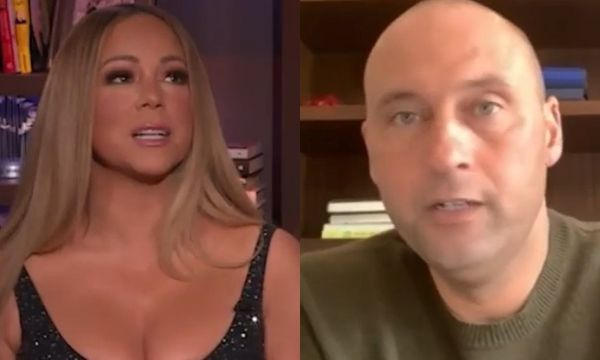 Mariah Carey Dumped Tommy Mottola In Part because of Derek Jeter's Bi-Racial-ness