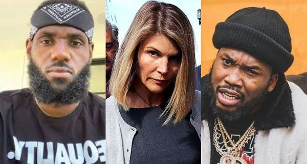 Meek Mill & Lebron James React To Lori Loughlin's Prison Sentence