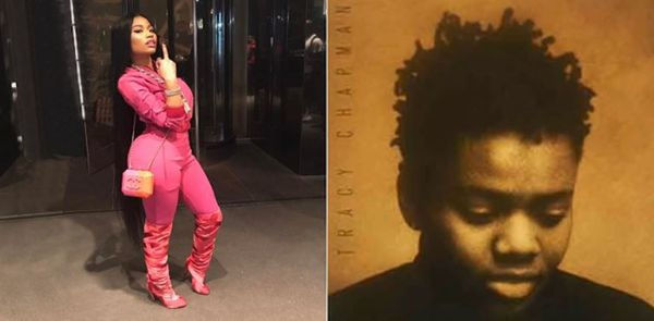 Nicki Minaj Scores Big Win In Legal Case Against Tracy Chapman