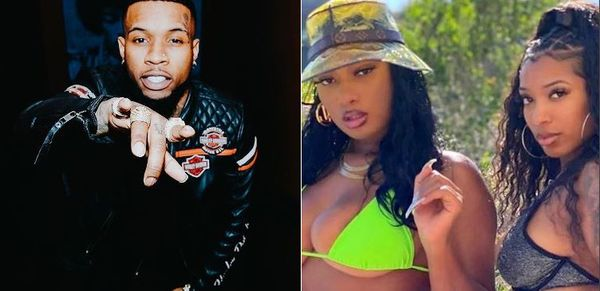 The Other Woman In The Car With Tory Lanez & Megan Thee Stallion, Kelsey Nicole, Speaks