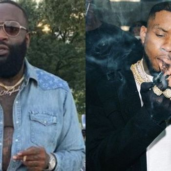 Rick Ross Attacks Tory Lanez's Hairline & Size