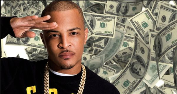 T.I. Charged By SEC With Promoting A Fraudulent Cryptocurrency