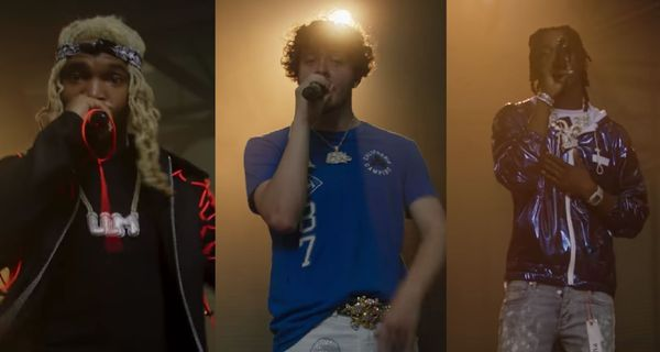 [Watch] Polo G, Jack Harlow and Lil Keed's 2020 XXL Freshman Cypher