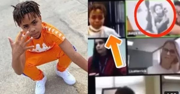 12 Year Old Rapper & Crip Lil Rodney Sentenced for Shooting One Year Old