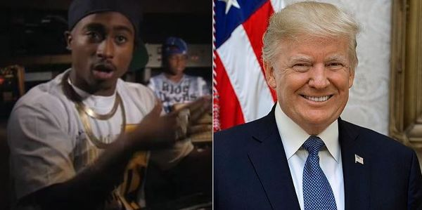 2Pac's Brother Rips Trump Campaign For Being Disrespectful