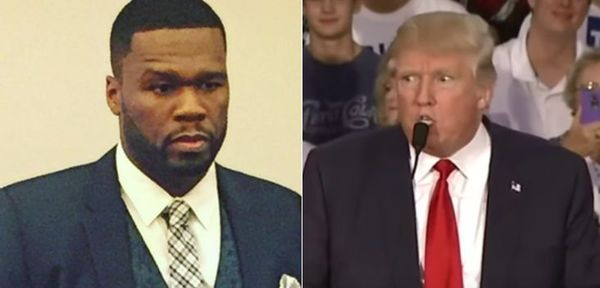 50 Cent Has Suddenly Turned On Donald Trump