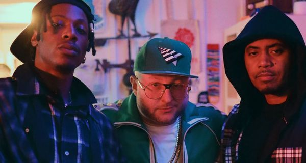 A New Statik Selektah, Joey Bada$$ & Nas Track Is Coming