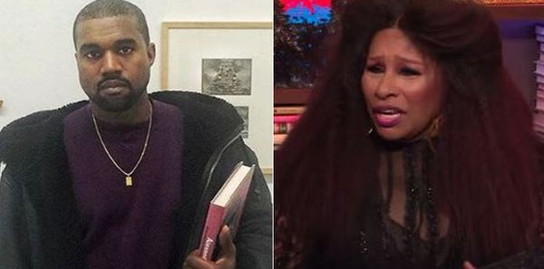 Chaka Khan Was Not Happy That Kanye Sampled Her on 'Through The Wire'