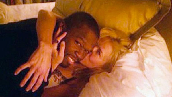 Chelsea Handler Has 50 Cent Shook