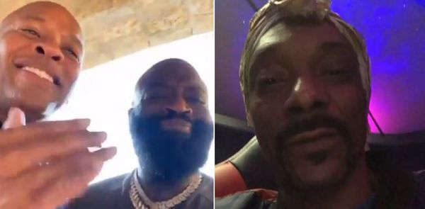 Dr. Dre And Snoop Dogg Are Looking For Rick Ross