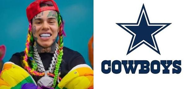 ESPN Declares The Dallas Cowboys Have a Tekashi 6ix9ine Problem