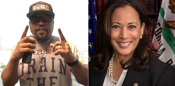 Ice Cube Speaks On Why He Turned Down Zoom Meeting With Kamala Harris