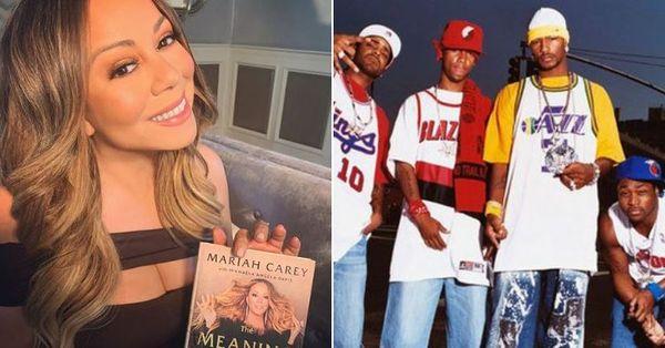 Jim Jones Is Surprised Mariah Carey Brought Up Her Night With Dipset