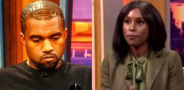 Kanye West Fires Back At Issa Rae after 'SNL' Shot