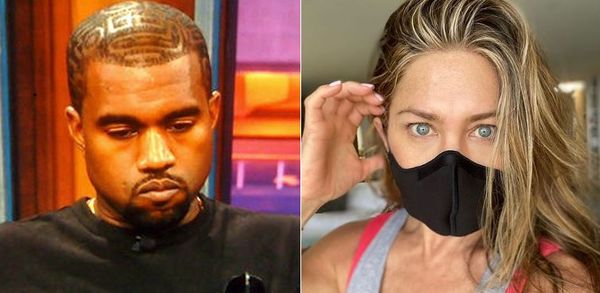 Kanye West Fires Back At Jennifer Aniston