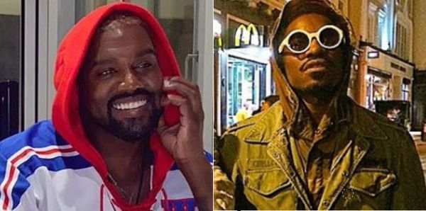 Kanye West Took Andre 3000's Verse Of Off Nas's 2018 Track 'Cops Shot The Kid'