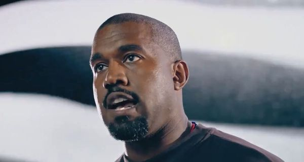 Kanye West Says that Black History Month Isn't Needed