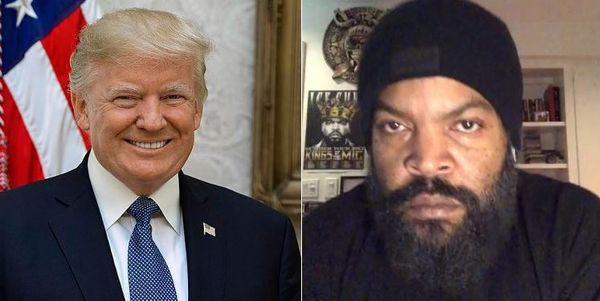 Ice Cube Tweets New Message After Being Called a Traitor for Working with Republicans
