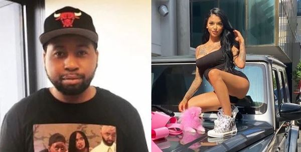 So DJ Akademiks Went And Bought Celina Powell a G-Wagon