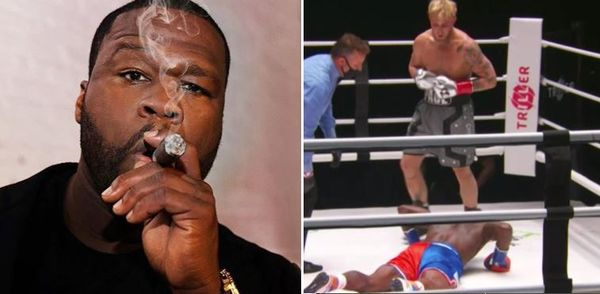 50 Cent Mocks Nate Robinson for Getting Pummeled By Jake Paul