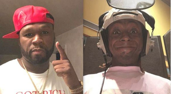 50 Cent Trolls Lil Wayne After Weezy Hit With Federal Gun Charge
