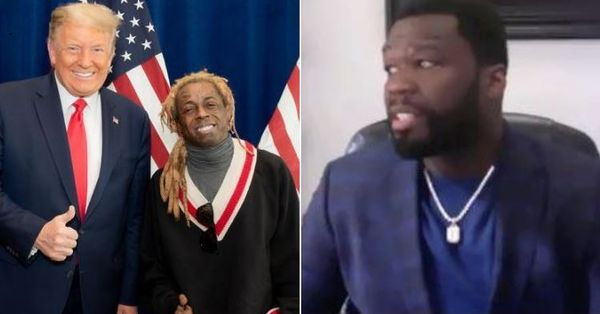 50 Cent Was Offered Seven Figures to Co-Sign Donald Trump; Says Lil Wayne got Paid