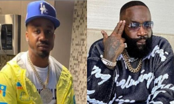 Benny The Butcher Resurfaces with Rick Ross after Being Shot