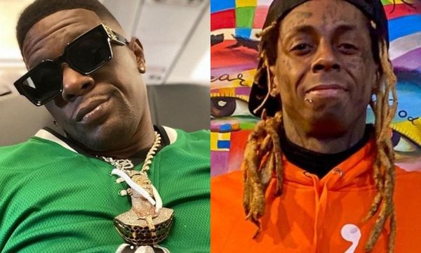 Boosie Badazz Says Lil Wayne isn't Into His Black Heritage