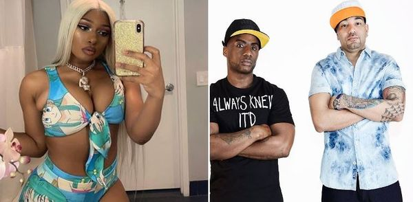 Charlamagne & DJ Envy Hit Megan Thee Stallion Talking Tory Lanez With White Publication