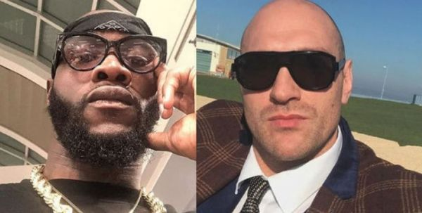 Deontay Wilder Has Crazy New Excuse For Losing to Tyson Fury