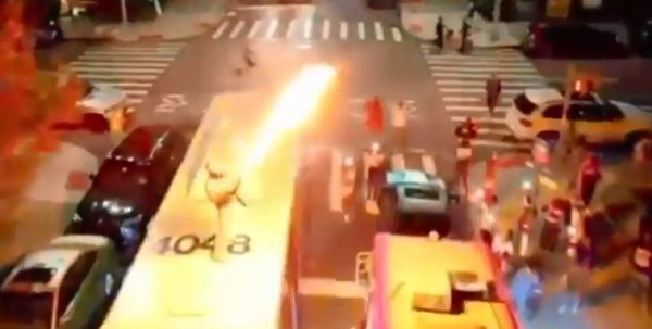 Dupree G.O.D Goes Nuts With Flamethrower In Brooklyn; Now In Custody